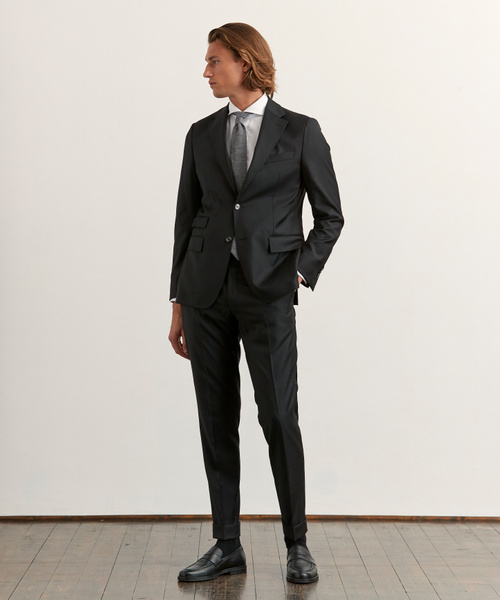 Frank Four Season Suit Blazer 99 Black