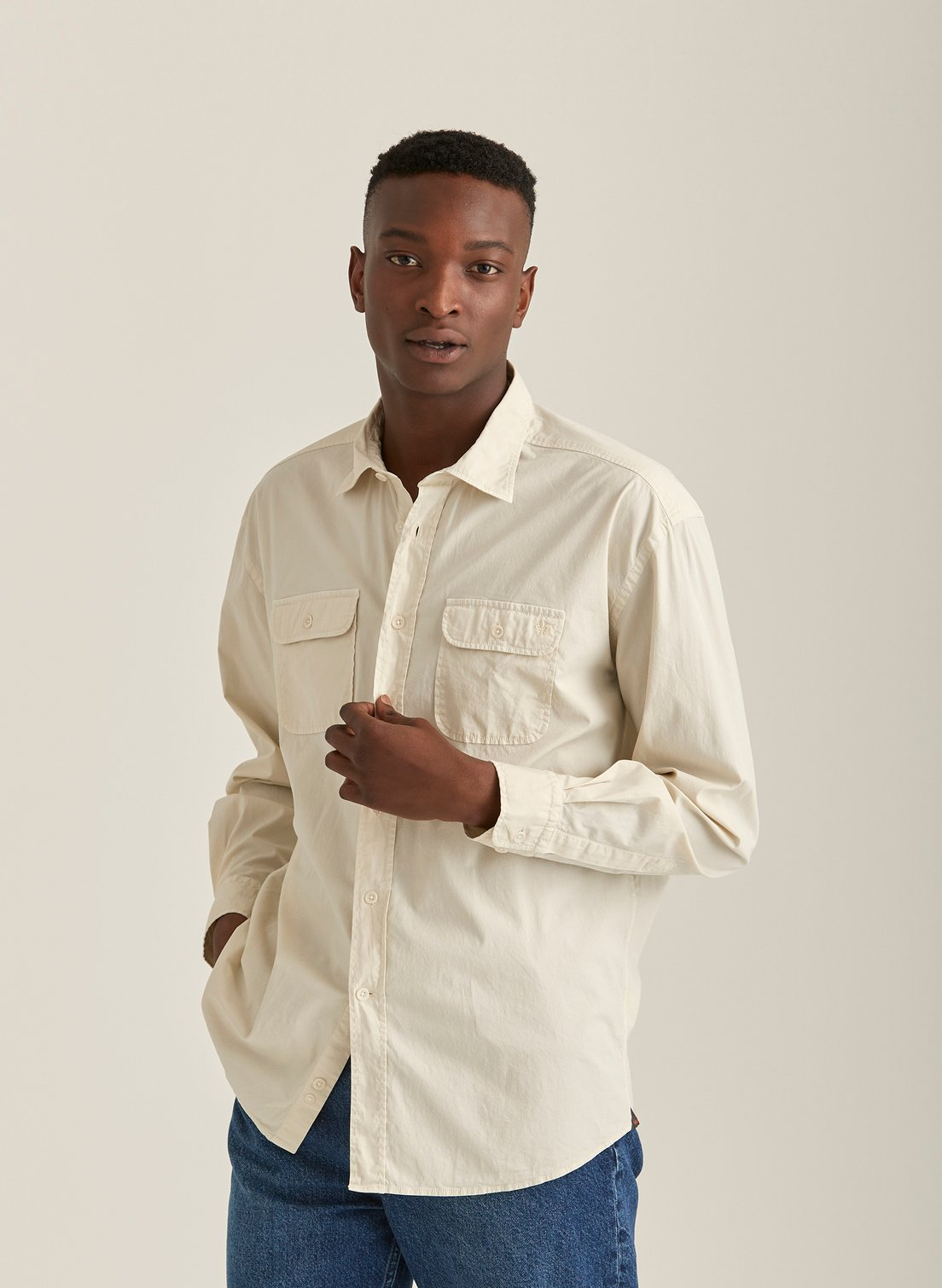 Jeremy Relaxed Shirt