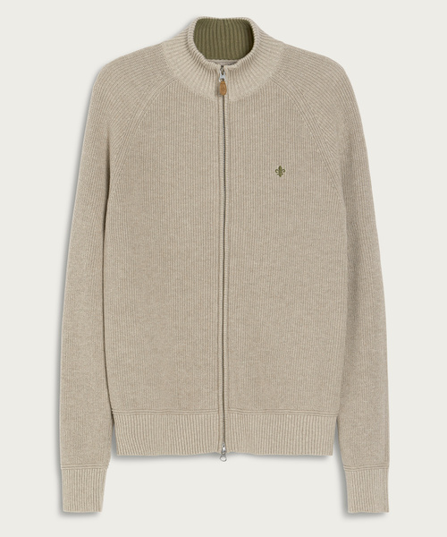 Watts Zip Cardigan