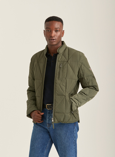 Cap Lt Wt Down Jacket