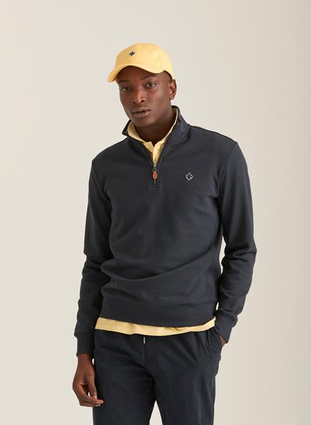 Darell Half Zip Sweatshirt