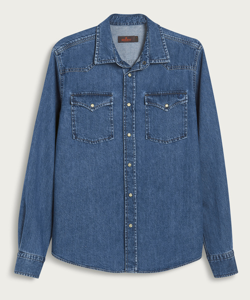 Walton Denim Shirt