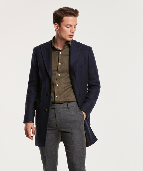 Structure Coat Blazer