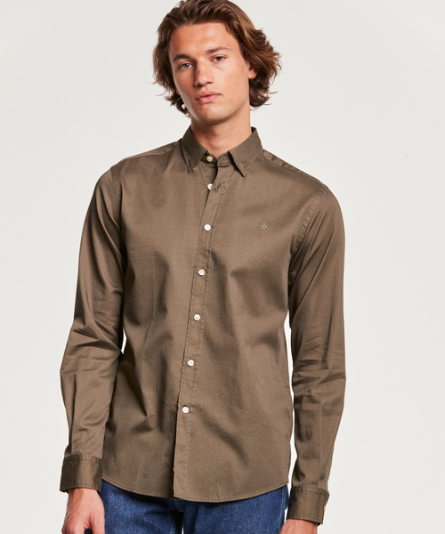 Dalton Button Under Shirt