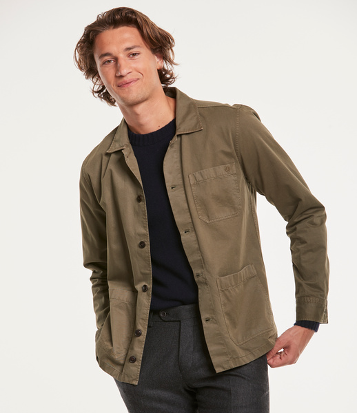 Arden Shirt Jacket