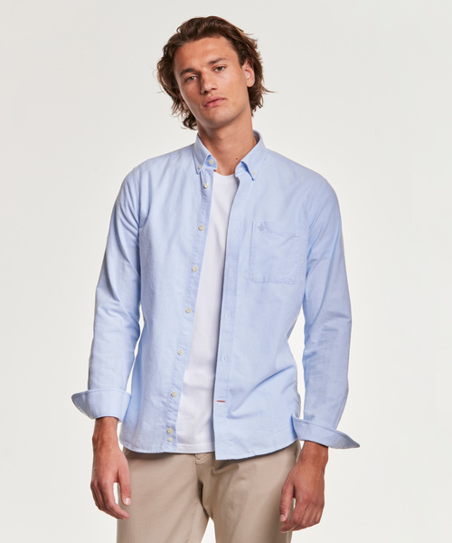 Aldwyn Mixed Panel B.D. Shirt