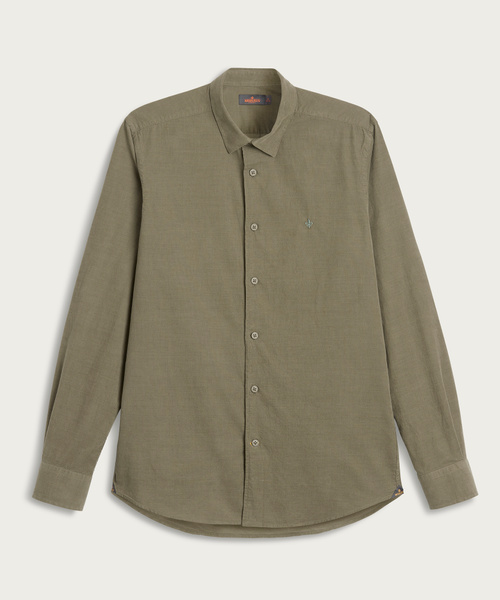 Cedrik Button Under Shirt