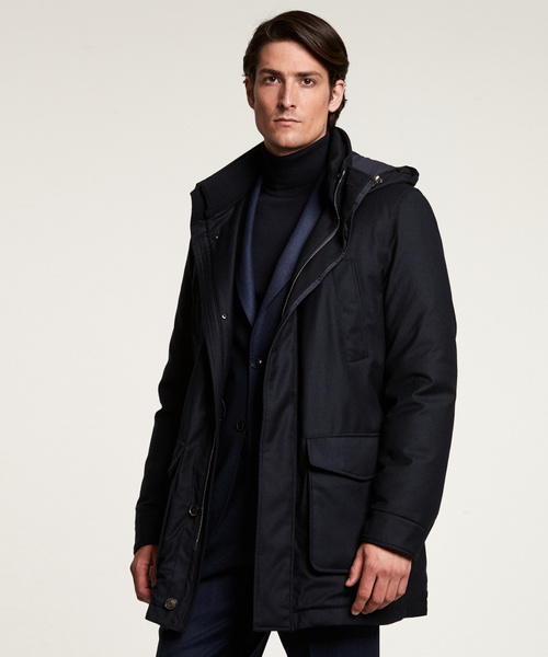 Brunate Parka