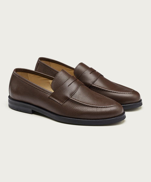 Morris Penny Loafers