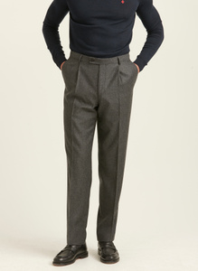 Riley Flannel Trouser