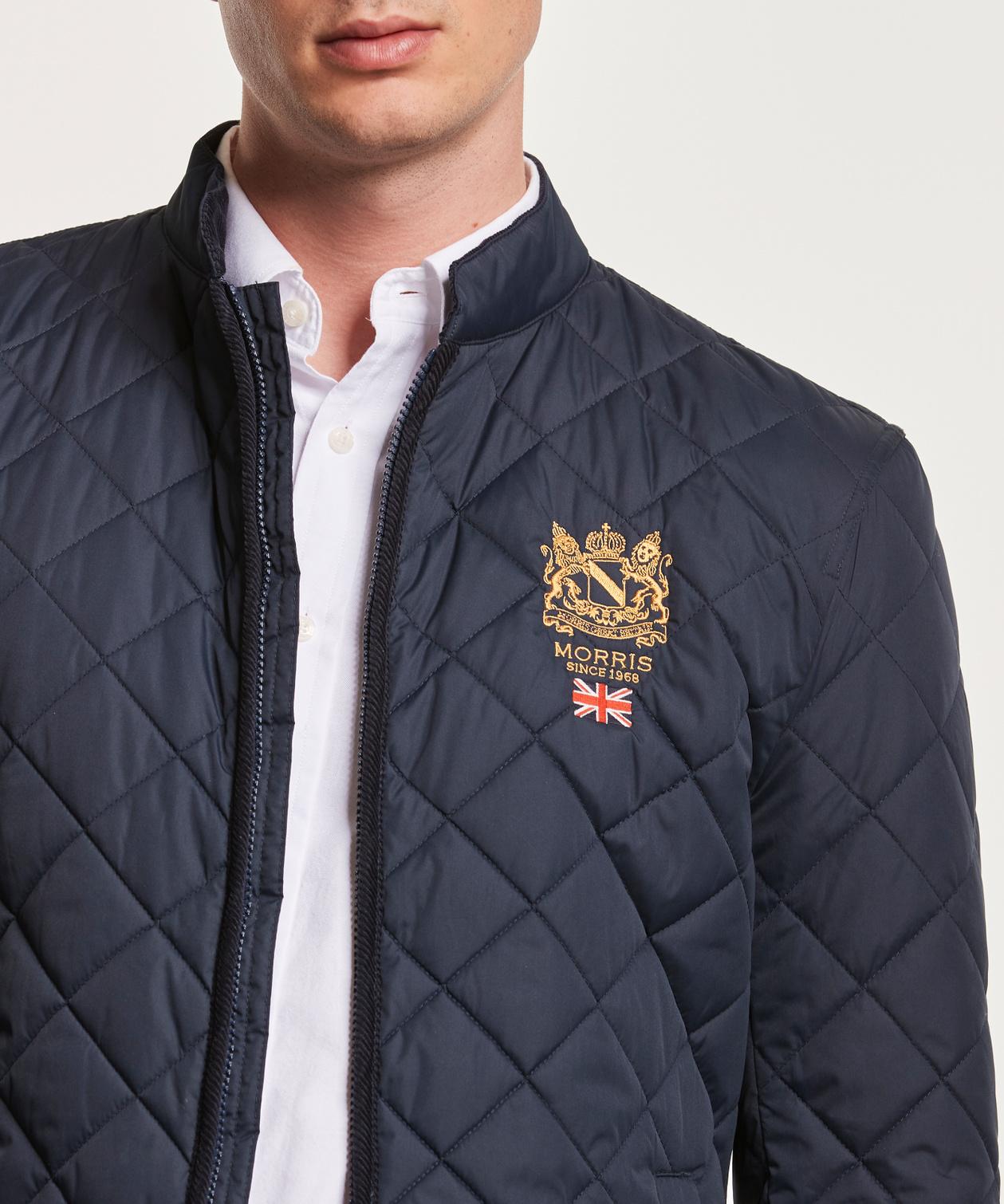Trenton Quilted Jacket | Morris Stockholm