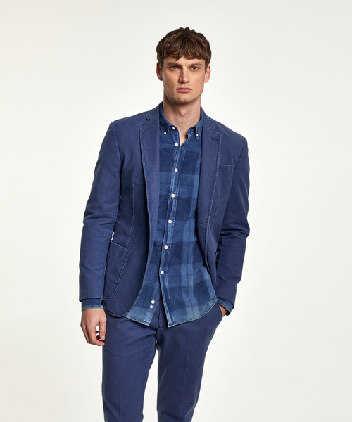 Portofino Washed Cotton Jacket