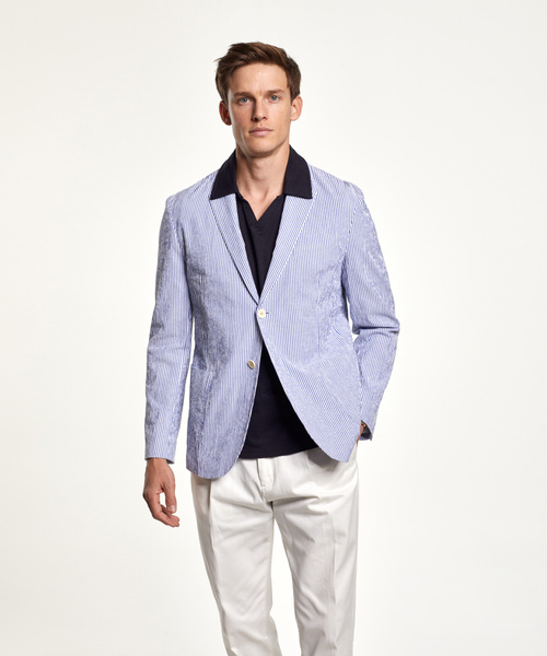 Resort Shirt Blazer