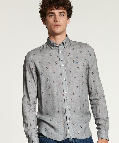 Jasper Button Down Shirt