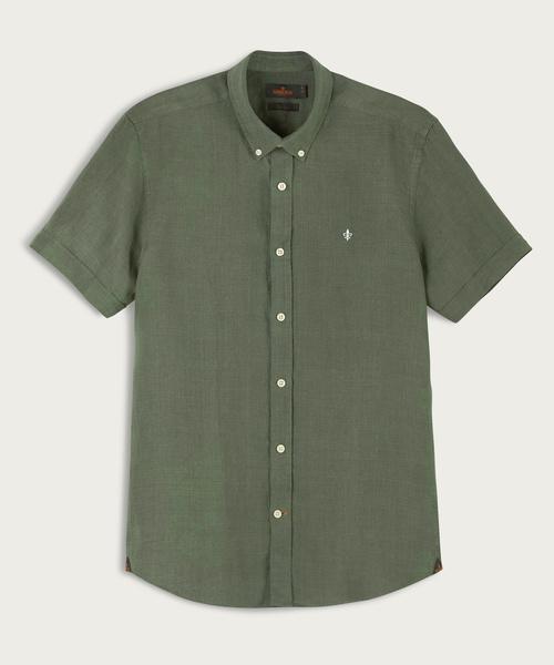 Douglas SS Linen Shirt