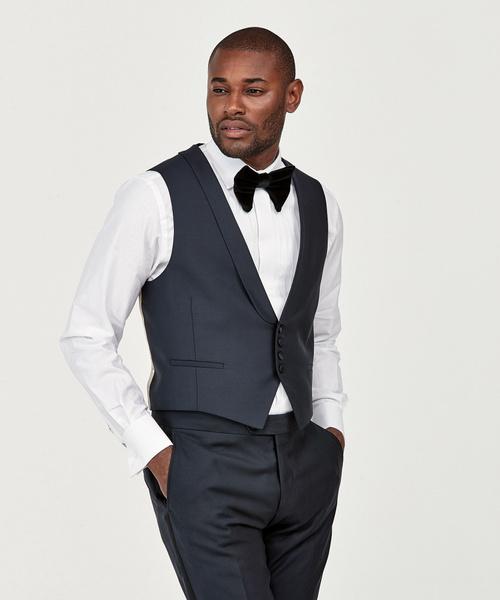 Charlie Tuxedo Waistcoat HT