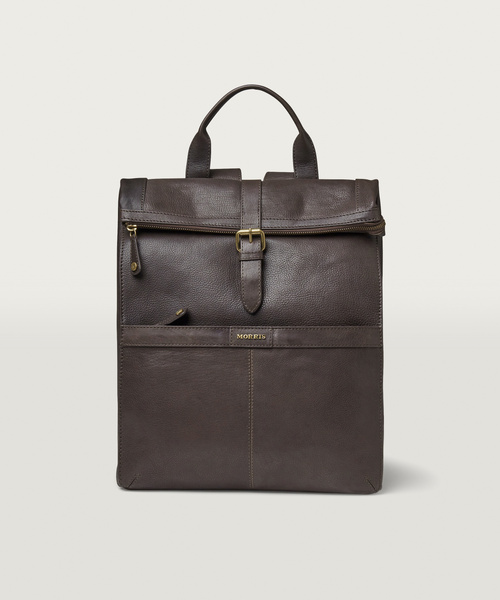 Henry Leather Backpack
